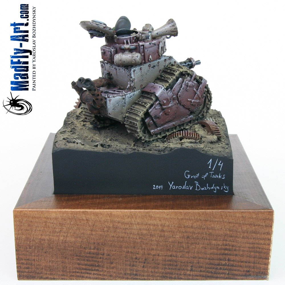 Grot Of Tanks Collection 1 4 Wargaming Forum And