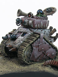Grot of Tanks Collection 1/4 Grot of Tanks Collection 1/4