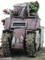 Grot of Tanks Collection 3/4 Grot of Tanks Collection 3/4