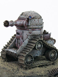 Grot of Tanks Collection 4/4 Grot of Tanks Collection 4/4