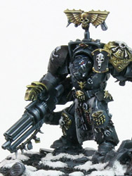 Wolf Guard Terminator with Assault Cannon Wolf Guard Terminator with Assault Cannon