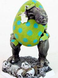 Easter Egg Mutant #1 Easter Egg Mutant #1
