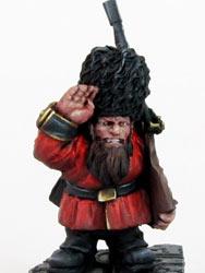Salute Dwarf Salute Dwarf