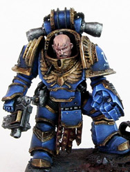 Ultramarines Legion Centurion Ultramarines Legion Centurion