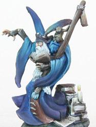 Kieran Tallowmire, Wizard Kieran Tallowmire, Wizard