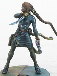 Avicenna, Mercenary Doctor Avicenna, Mercenary Doctor
