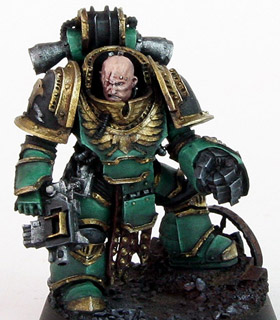 Sons of Horus Legion Centurion