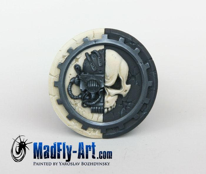 Adeptus Mechanicus Symbol