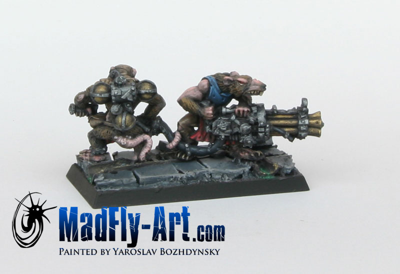 Skaven Ratling Gun