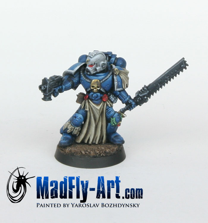 Ultramarine Battle Brother