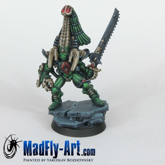 Eldar Phoenix Lord Karandras, The Shadow Hunter