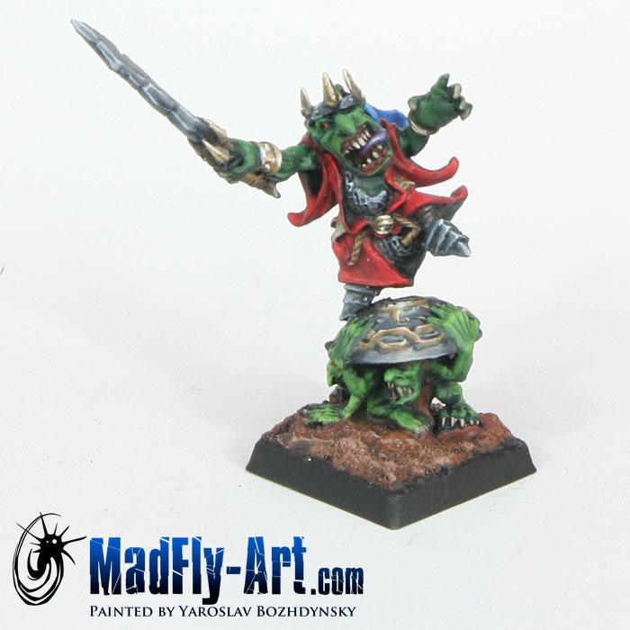 Skrigg Dwarfmocker & Shieldbearers