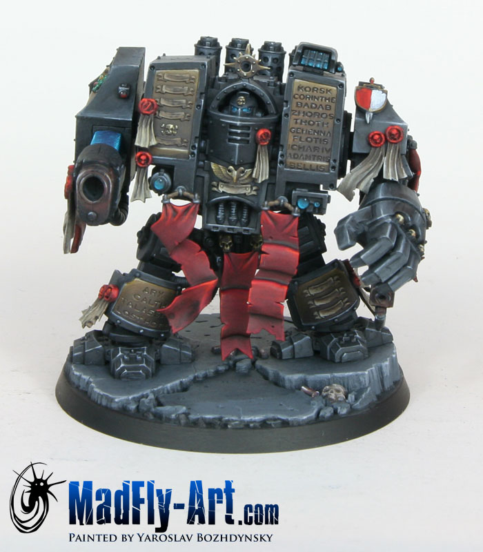 Grey Knights Venerable Dreadnought