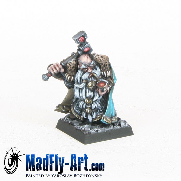 Dwarf Veteran Champion