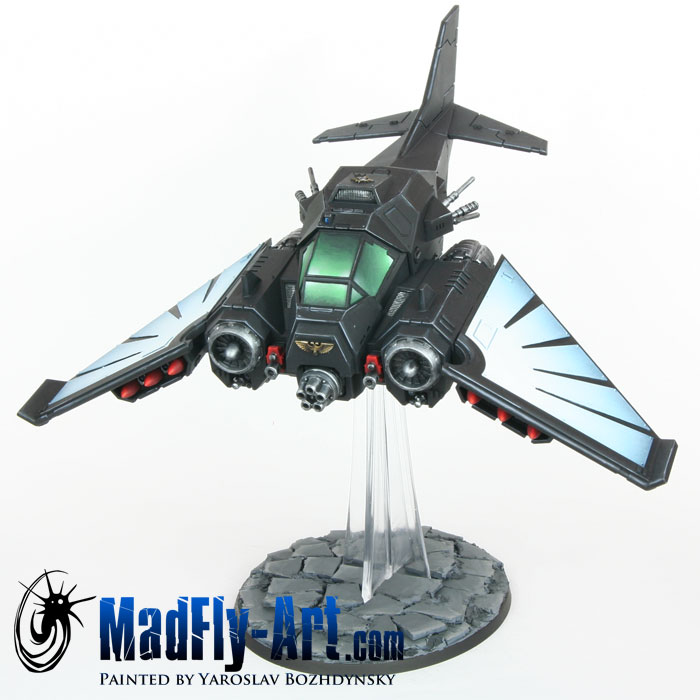 Dark Angels Nephilim Jetfighter