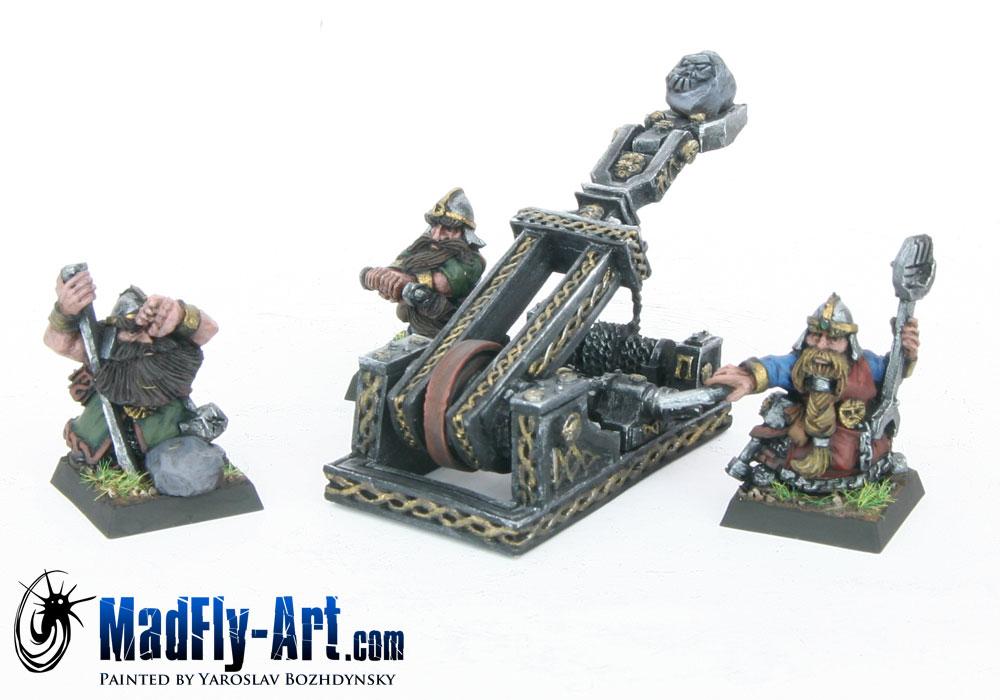 Dwarf Grudge Thrower