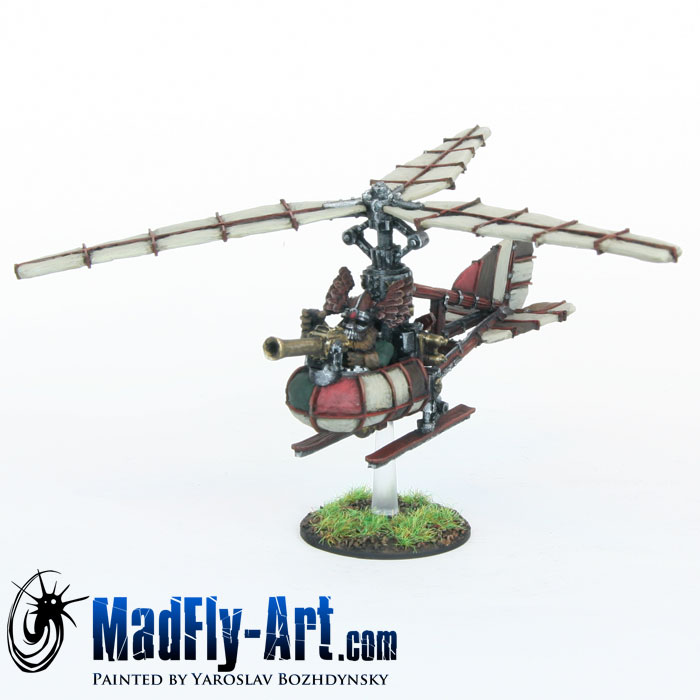 Dwarf Gyrocopter