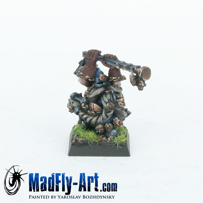 Dwarf Runelord with Great Weapon
