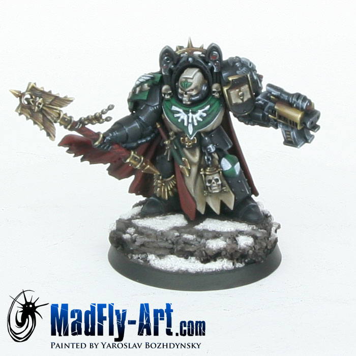 Dark Angels Terminator Interrogator-Chaplain