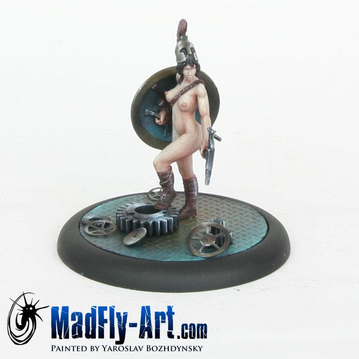 Steampunk Artemis