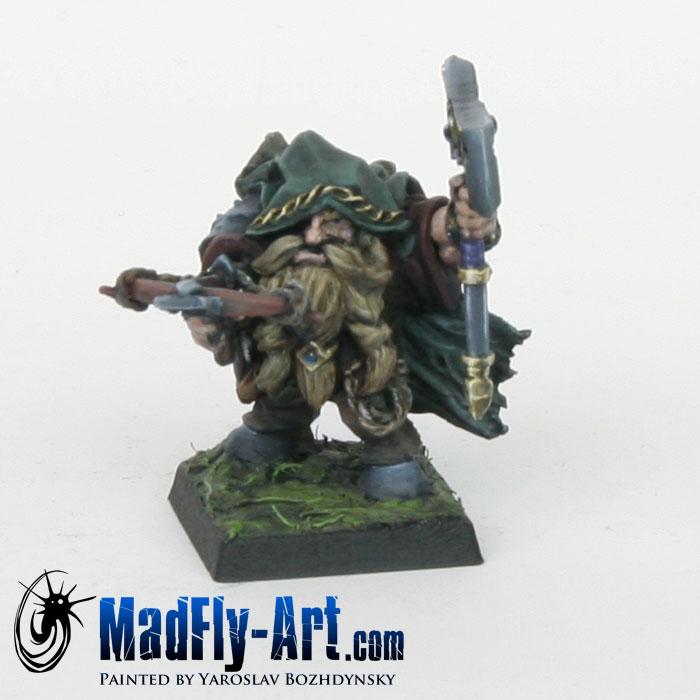 Dwarf Master Pathfinder