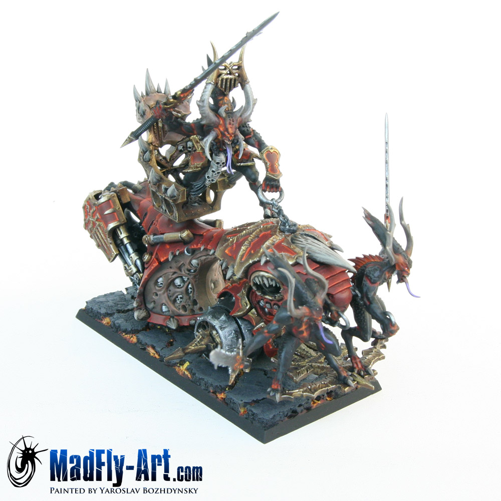 Blood Throne of Khorne
