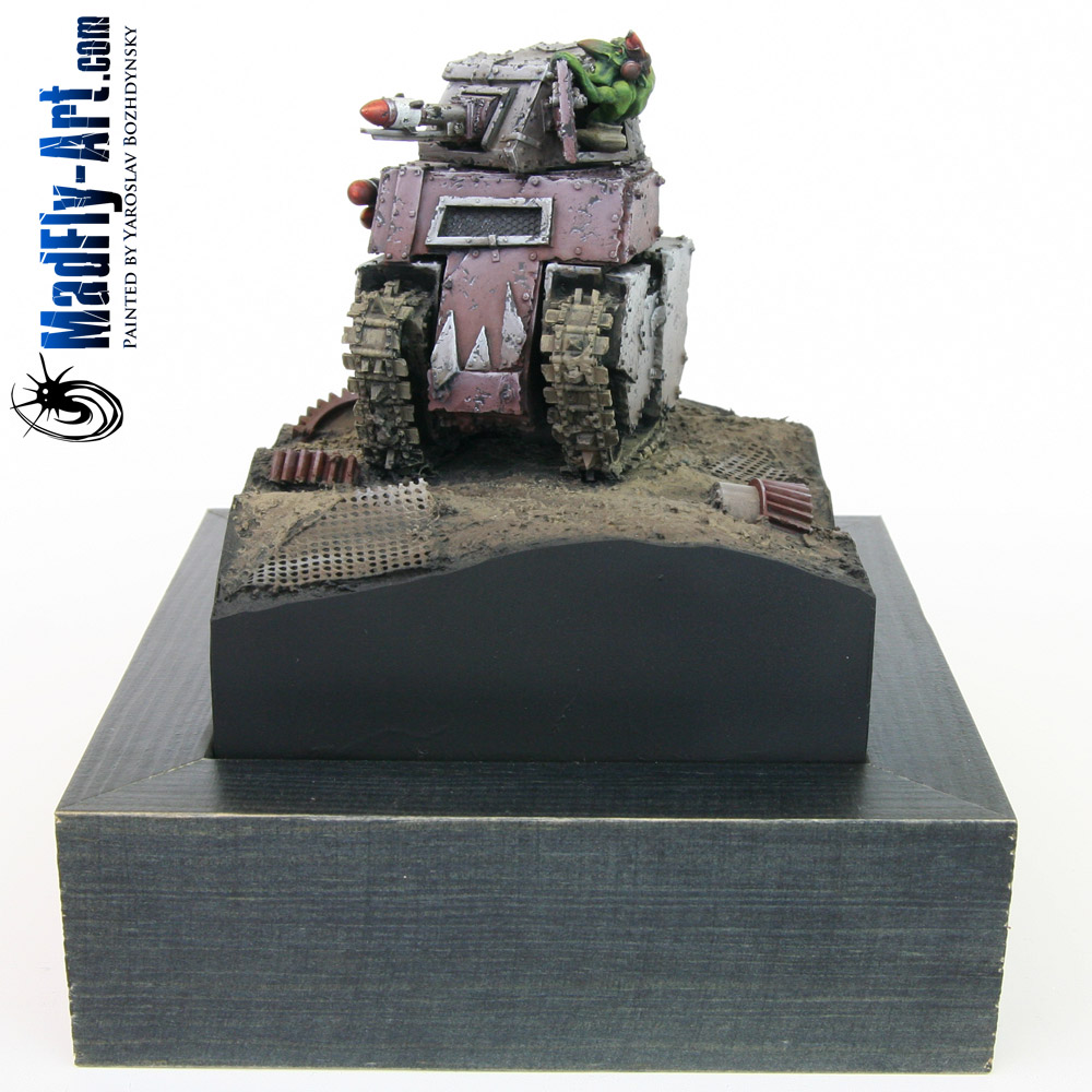 Grot of Tanks Collection 3/4