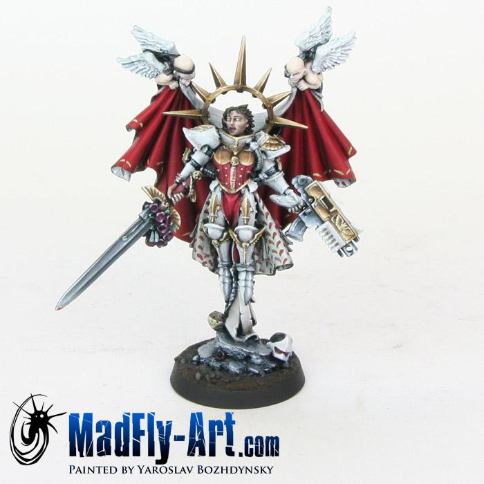 Aurora, The Living Saint