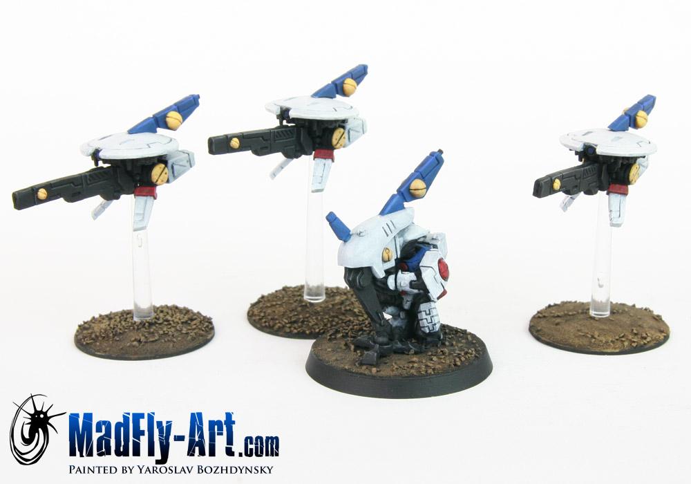Sniper Drone Team