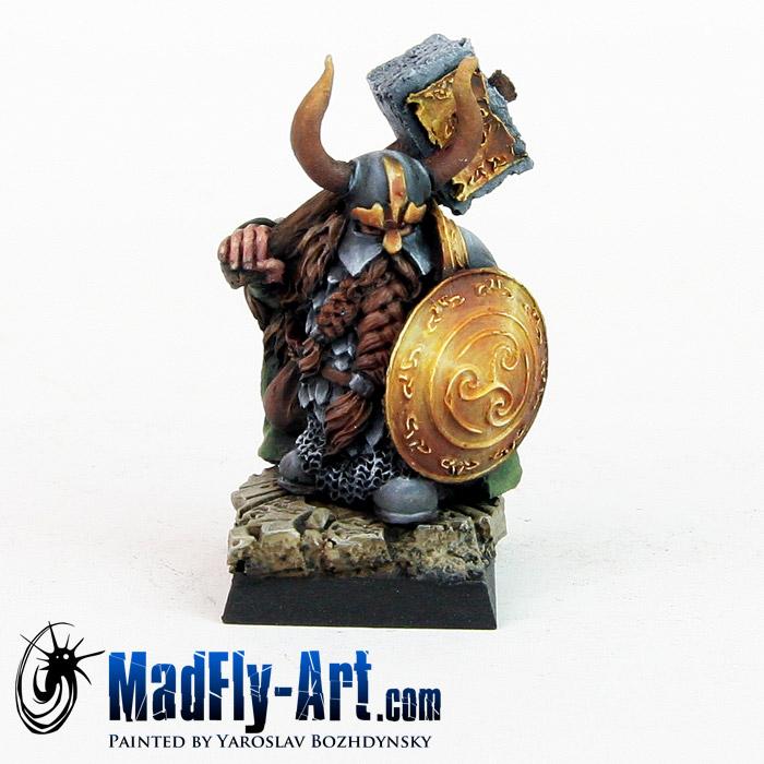 Dwarf Champion #3