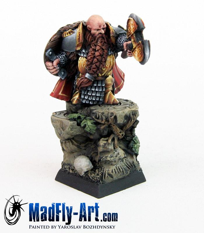 Dwarf General