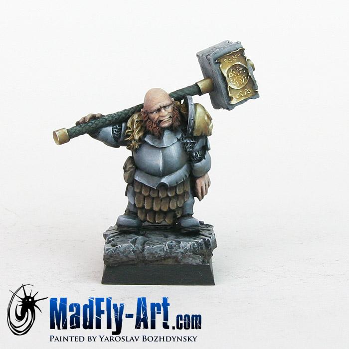 Dwarf Hamish
