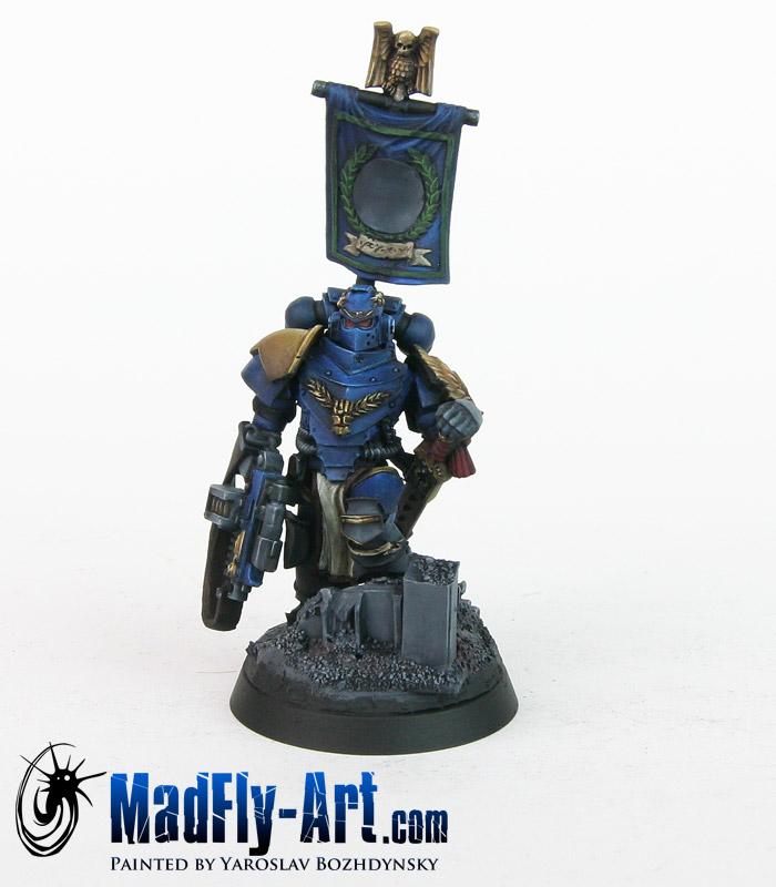 Space Marine Captain