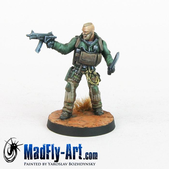 6th Airborne Rangers Reg.