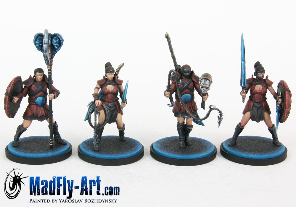 Leather Survivors