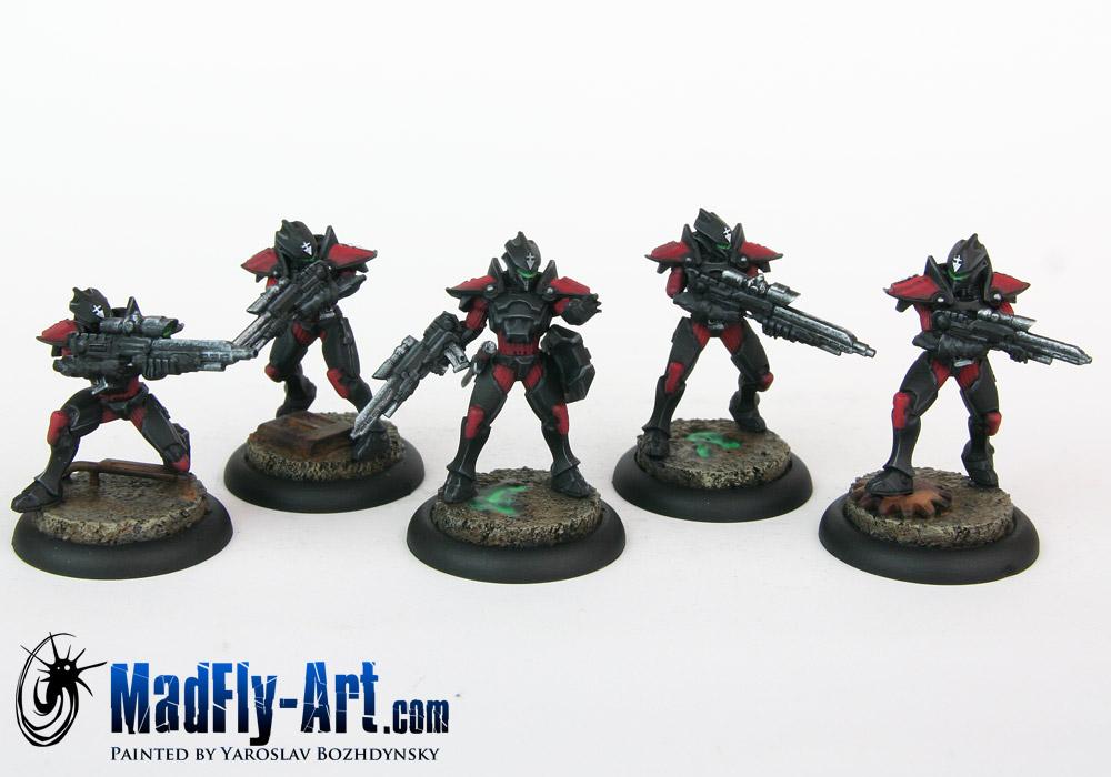Brotherhood Troopers