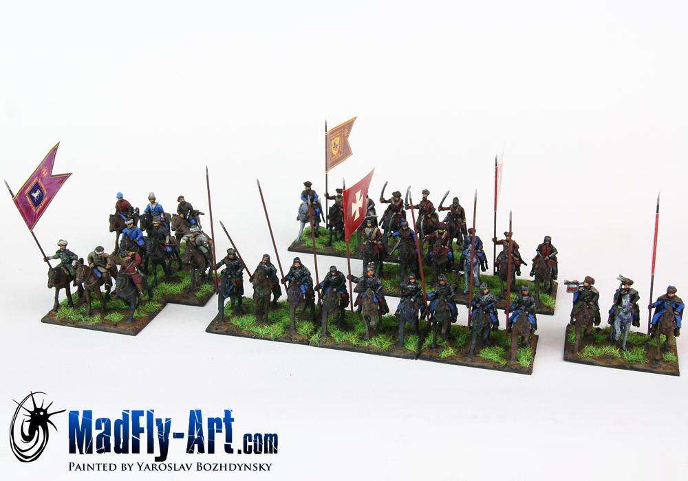 Polish Skirmish Set