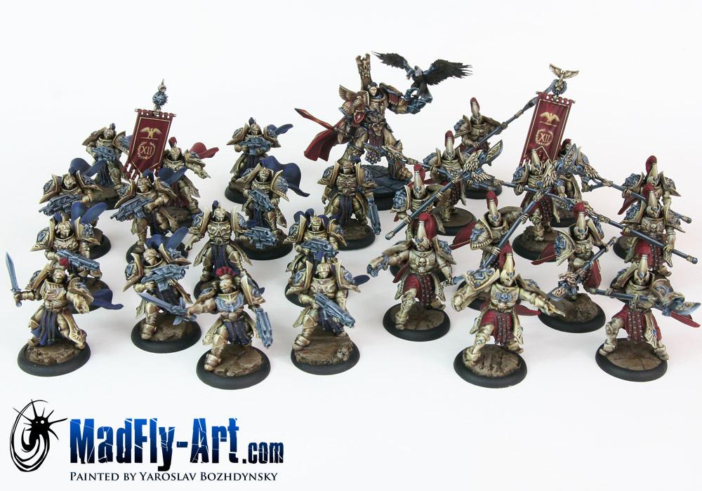 Legio Praetoriana Army