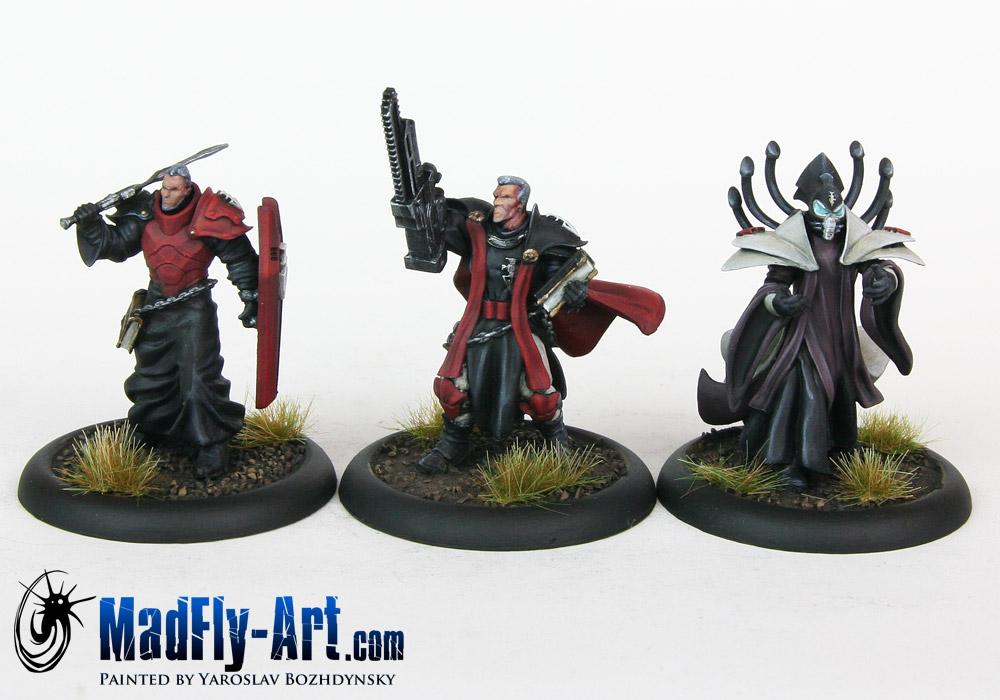 Brotherhood RPG Models