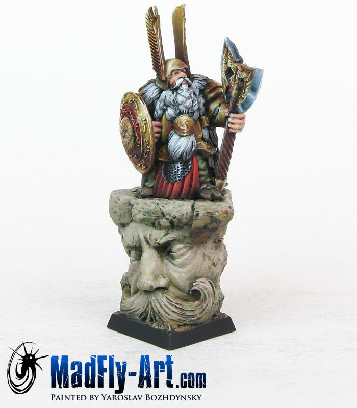 Dwarf Lord Gundrik