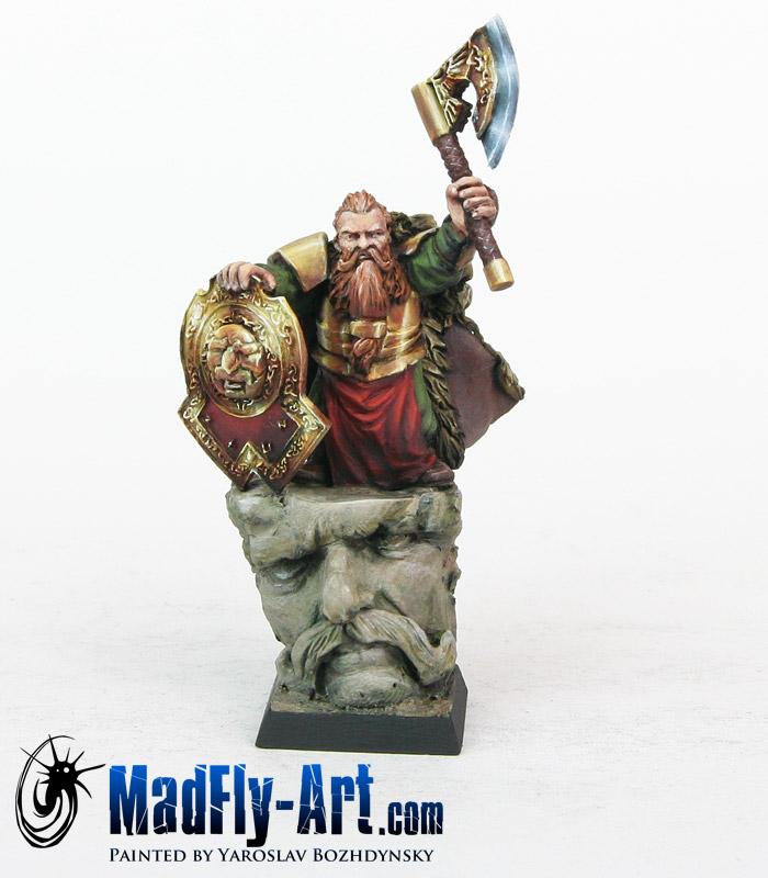 Dwarf Lord Durgim