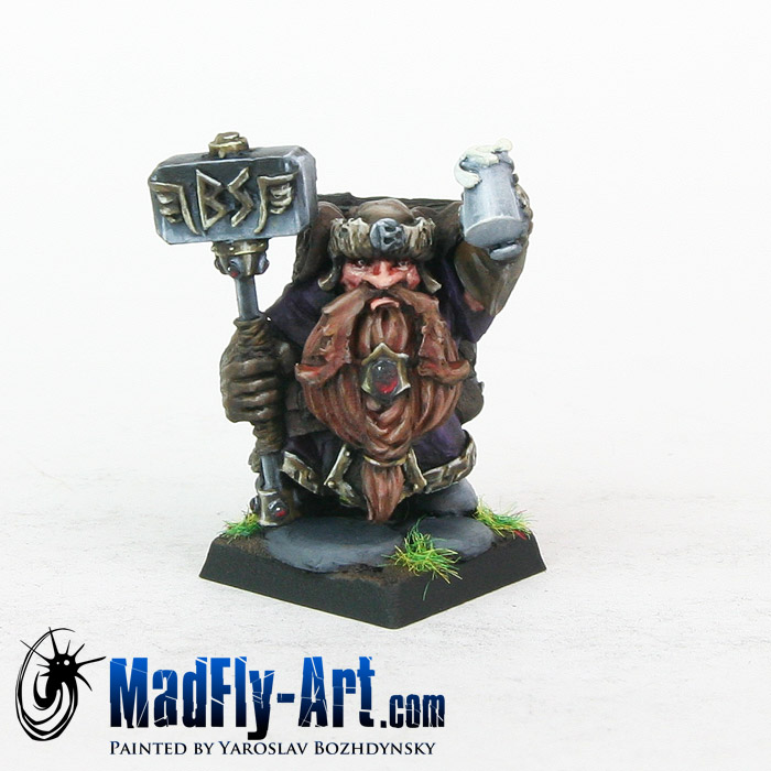 Dwarf Master Mason