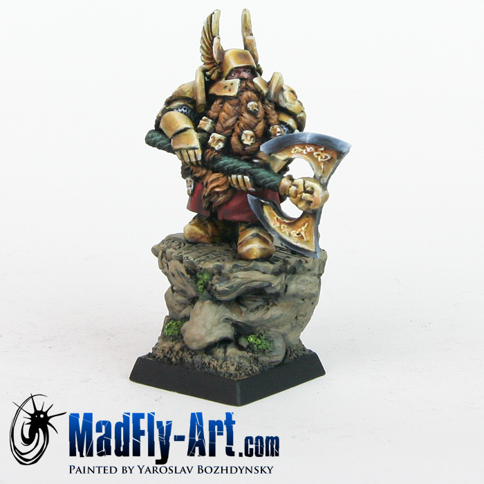 Dwarf Lord Thoril