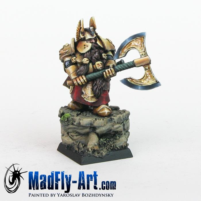 Dwarf Lord Broin