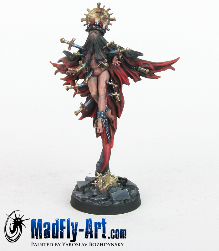 Santa Dolores, The Lady of Sorrow, Psychic Seer
