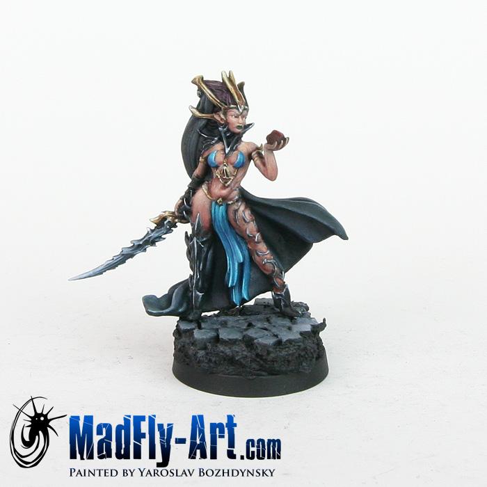 Sinzirith, Blood Vestal High Priestess
