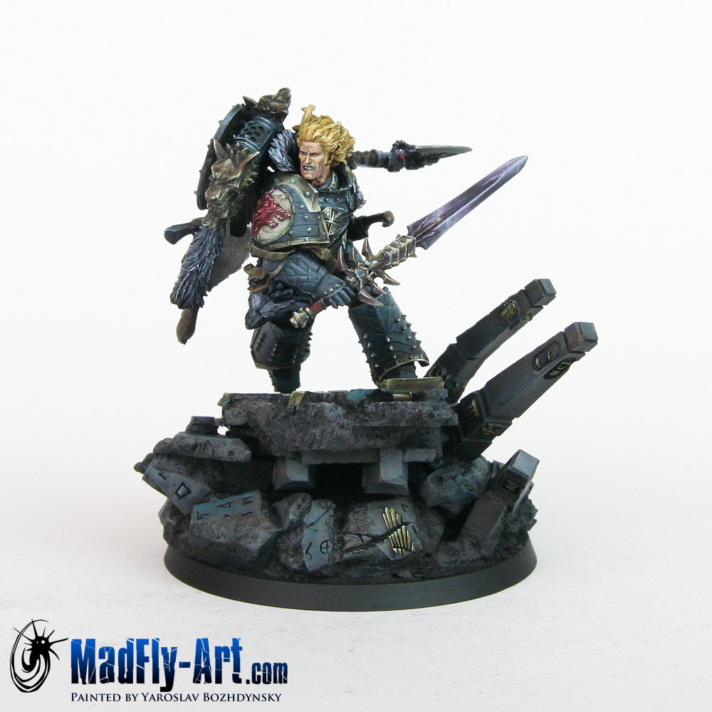 Leman Russ, Primarch of the Space Wolves
