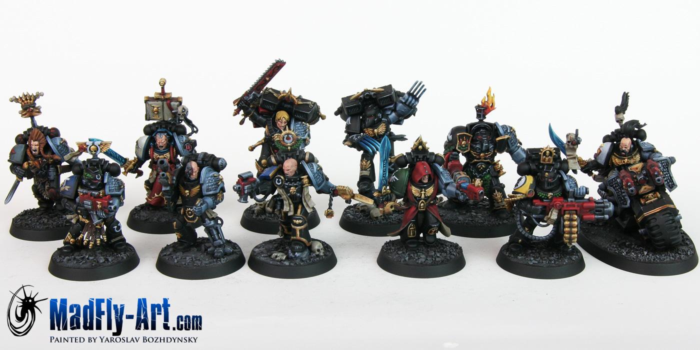 Deathwatch Kill Team Cassius
