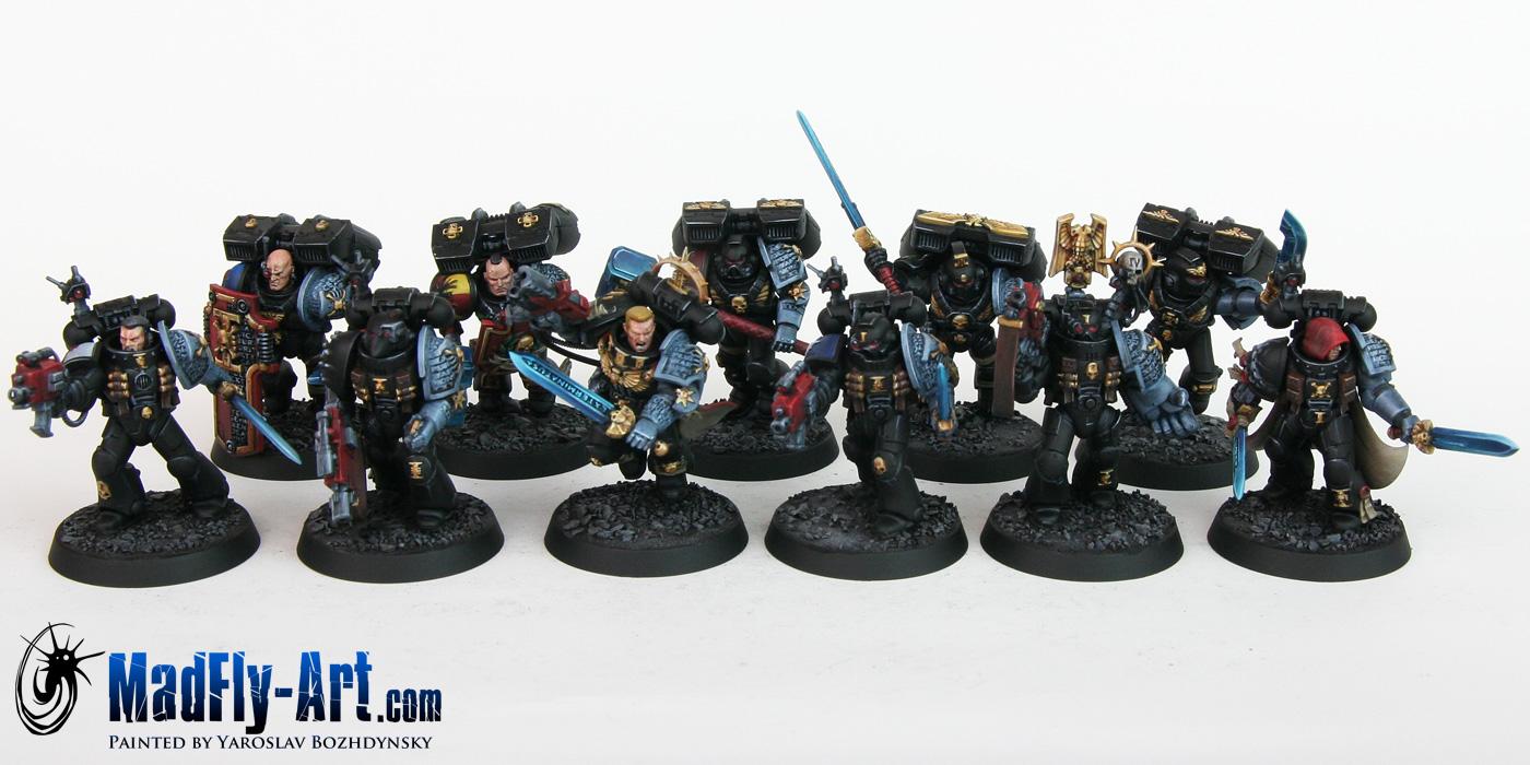 Deathwatch Kill Team Artemis