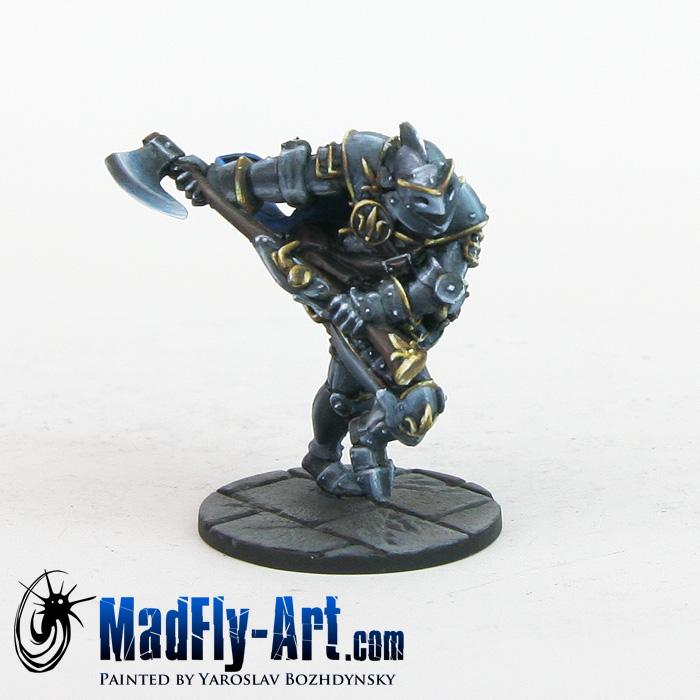 Gaul Vanguard Plaqué
